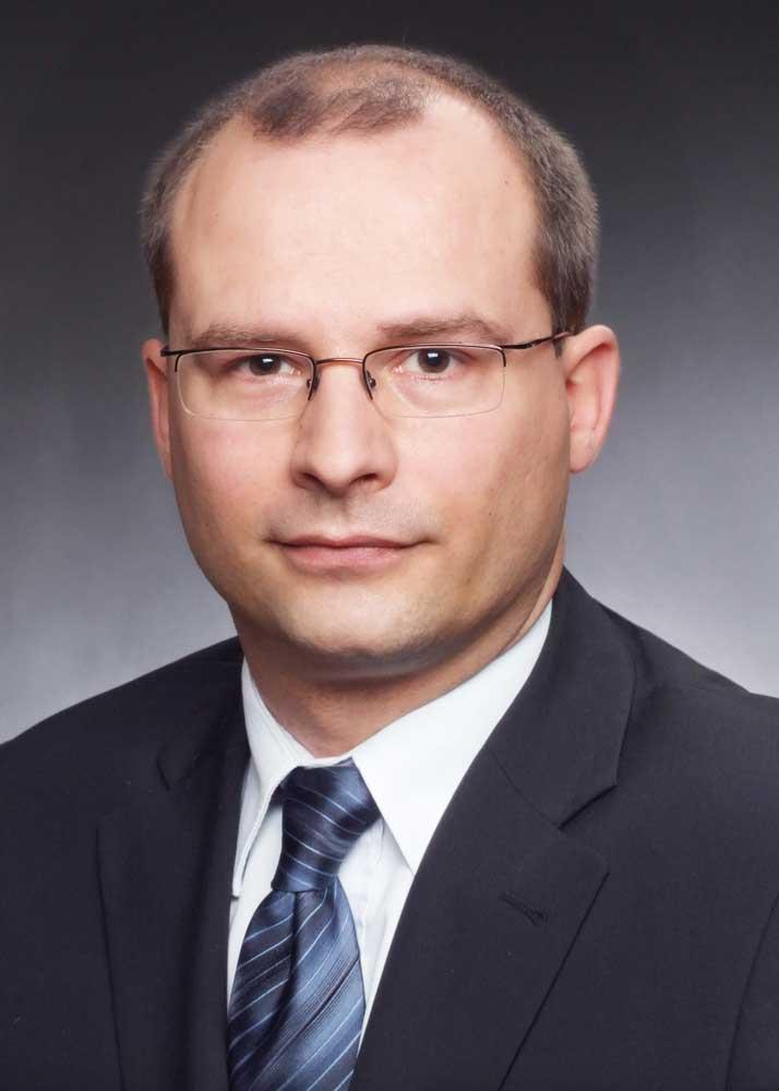 Porträt Prof. Dr. Ralf Guckel
