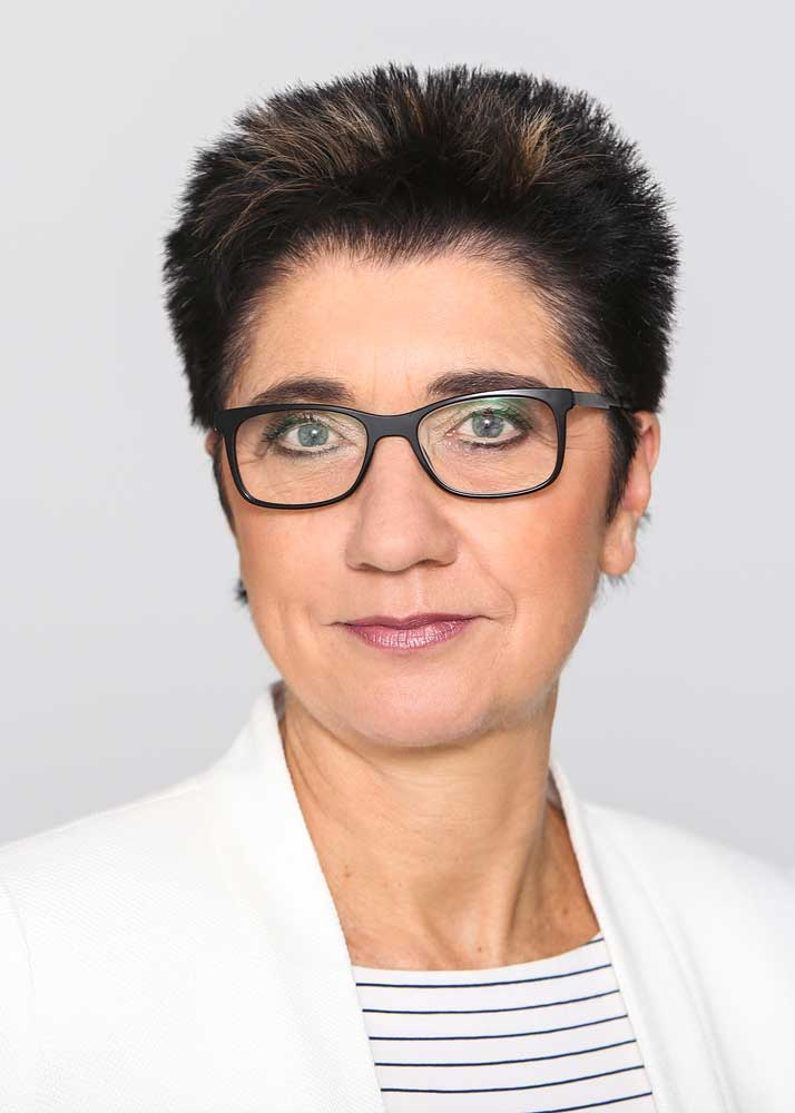Porträt Prof. Dr. habil. Kerry-U. Brauer